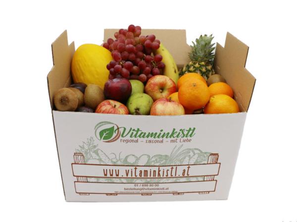 Vitaminkistl Obst