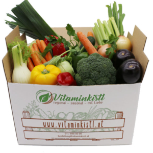 Vitaminkistl Kochgemüse