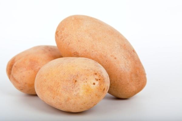 Kartoffeln speckig